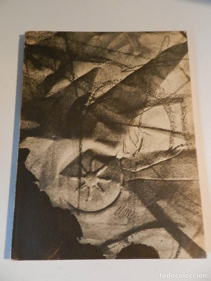 CATALOGO PINTURA ANTONI CLAVE: PINTURES, ESCULTURES, 13 GRAVATS PER IL·LUSTRAR SAINT JOHN PERSE. (Arte - Catálogos)