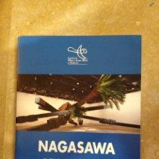 Arte: NAGASAWA. DE L'11 DE MAIG AL 16 DE JUNY DE 1996 (FUNDACIÓ PILAR I JOAN MIRÓ). Lote 140362874