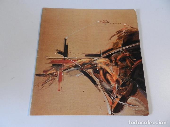 CATÁLOGO . JOAN CRUSPINERA. GALERIA DAU AL SET. BARCELONA. 1978 . TEXTOS DANIEL GIRALT MIRACLE (Arte - Catálogos)