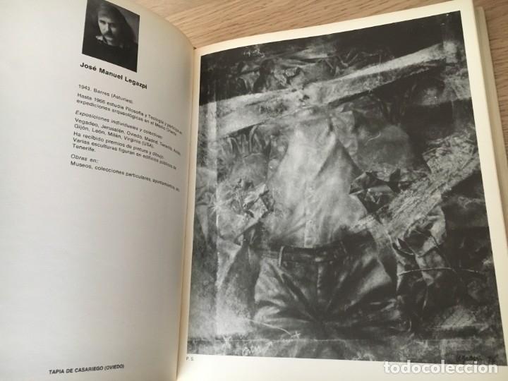 Arte: 1 Y 2 BIENAL NACIONAL DE ARTE CIUDAD DE OVIEDO. 1977 - Foto 3 - 140528242