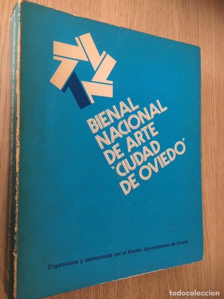 Arte: 1 Y 2 BIENAL NACIONAL DE ARTE CIUDAD DE OVIEDO. 1977 - Foto 6 - 140528242