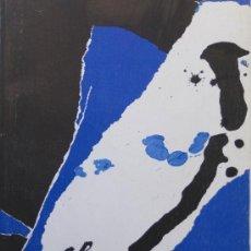 Arte: CLAVÉ/ PRUEBAS ÚNICAS.GOUACHES-COLLAGES-PINTURA.CATÁLOGO SALA GASPAR, 1972. RARO. Lote 140616994