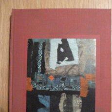 Arte: ANTONI CLAVÉ CATALOGO ORIGINAL TAPISSERIES ENSAMBLATGES SALA GASPAR BARCELONA 1968. Lote 140778646