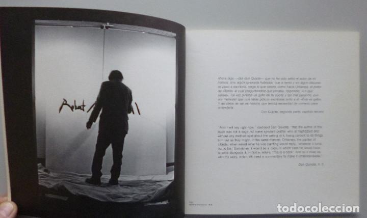 Arte: ROBERT MOTHERWELL // CATÁLOGO EXPOSICIÓN // GALERÍA JUANA MORDÓ // 1987 - Foto 3 - 141536762