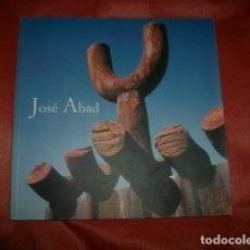 Arte: JOSÉ ABAD. ESCULTURAS. 2006. CASA FUERTE BEZMILIANA. Lote 142328262