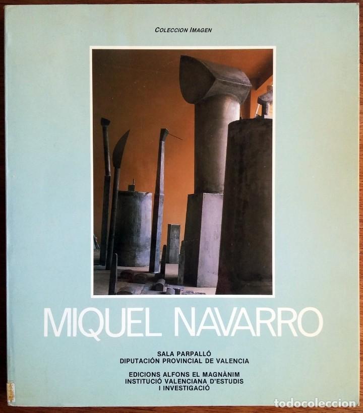 Arte: Miquel Navarro - Sala Parpallo 1988 - Foto 5 - 142436742