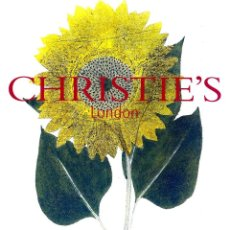 Arte: CHRISTIE'S. FINE PRINTED BOOKS AND MANUSCRIPTS FROM THE LIBRARY OF THE 17TH EARL OF PERTH.. Lote 142463462
