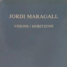 Arte: JORDI MARAGALL. Lote 142675962
