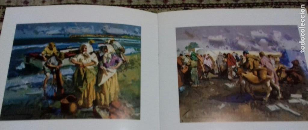 Arte: EUSTAQUIO SEGRELLES. CATÁLOGO DE EXPOSICIÓN GALERIA SEGRELLES DEL PILAR. 2000. FIRMADO Y DEDICADO. - Foto 5 - 143349832