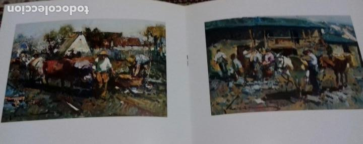 Arte: EUSTAQUIO SEGRELLES. CATÁLOGO DE EXPOSICIÓN GALERIA SEGRELLES DEL PILAR. 2000. FIRMADO Y DEDICADO. - Foto 6 - 143349832