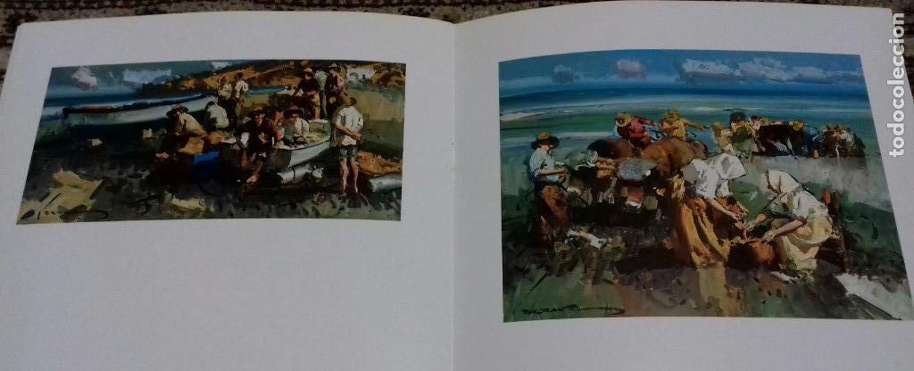 Arte: EUSTAQUIO SEGRELLES. CATÁLOGO DE EXPOSICIÓN GALERIA SEGRELLES DEL PILAR. 2000. FIRMADO Y DEDICADO. - Foto 7 - 143349832