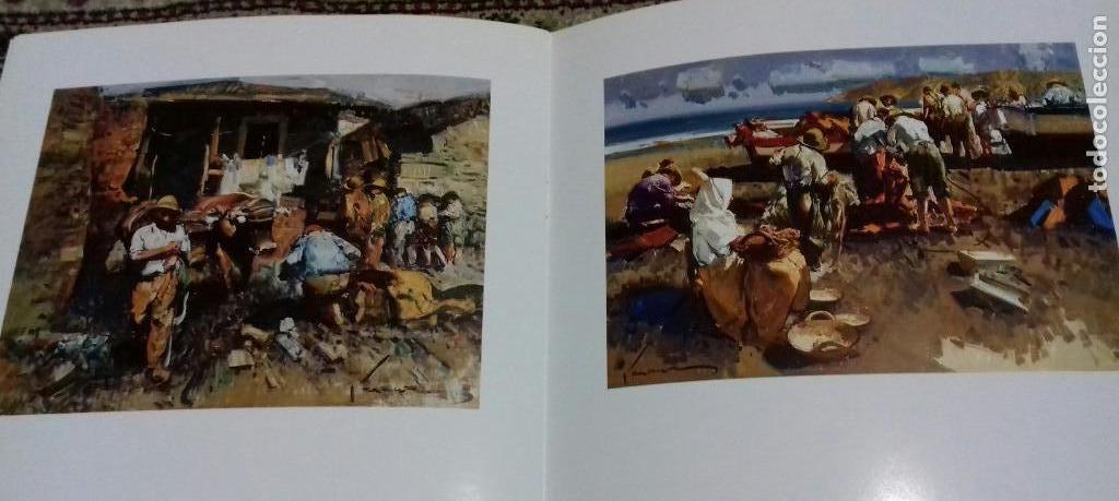 Arte: EUSTAQUIO SEGRELLES. CATÁLOGO DE EXPOSICIÓN GALERIA SEGRELLES DEL PILAR. 2000. FIRMADO Y DEDICADO. - Foto 8 - 143349832