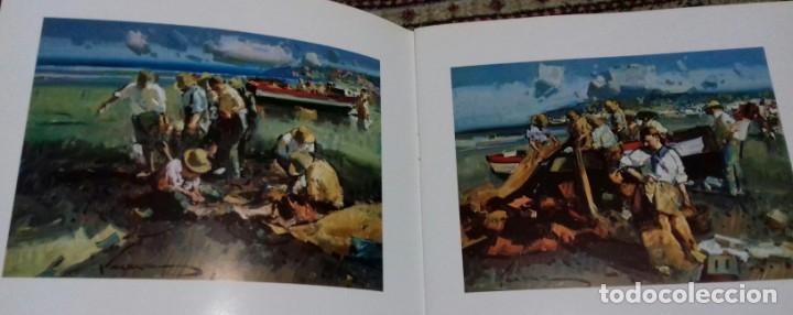 Arte: EUSTAQUIO SEGRELLES. CATÁLOGO DE EXPOSICIÓN GALERIA SEGRELLES DEL PILAR. 2000. FIRMADO Y DEDICADO. - Foto 3 - 143349832