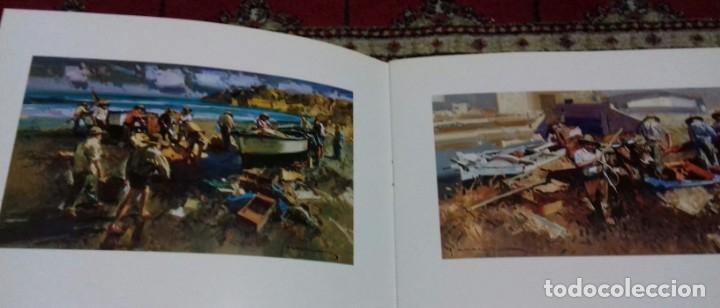 Arte: EUSTAQUIO SEGRELLES. CATÁLOGO DE EXPOSICIÓN GALERIA SEGRELLES DEL PILAR. 2000. FIRMADO Y DEDICADO. - Foto 4 - 143349832