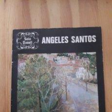Arte: ANGELES SANTOS SALA NONELL 1975 PINTURA. Lote 143387520