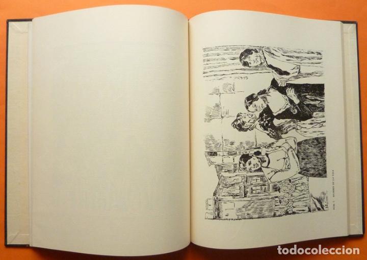 Arte: JOSÉ GUTIÉRREZ SOLANA: AGUAFUERTES Y LITOGRAFÍAS. OBRA COMPLETA - EJEMPLAR NUMERADO - 1963 - Foto 5 - 143623050
