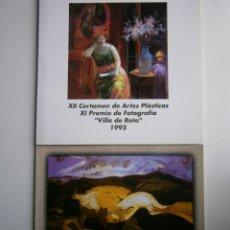 Arte: CERTAMEN DE ARTES PLASTICAS PREMIO DE FOTOGRAFIA VILLA DE ROTA 1995 2004. Lote 143887966