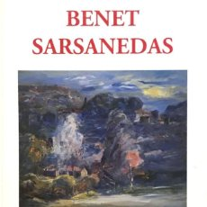 Arte: BENET SARSANEDAS. Lote 144099358