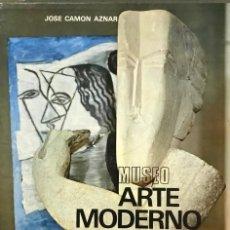 Arte: MUSEO DE ARTE MODERNO. Lote 144447534