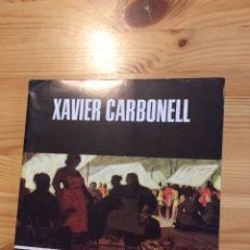 Arte: XAVIER CARBONELL PINTURA 1976 SANT LLUC OLOT. Lote 145169508