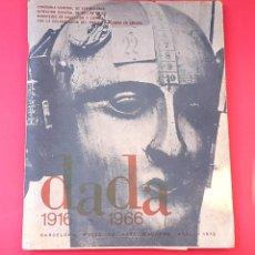 Arte: DADA - 1973 - EXPOSICIÓN 1973 - BARCELONA . Lote 145236430
