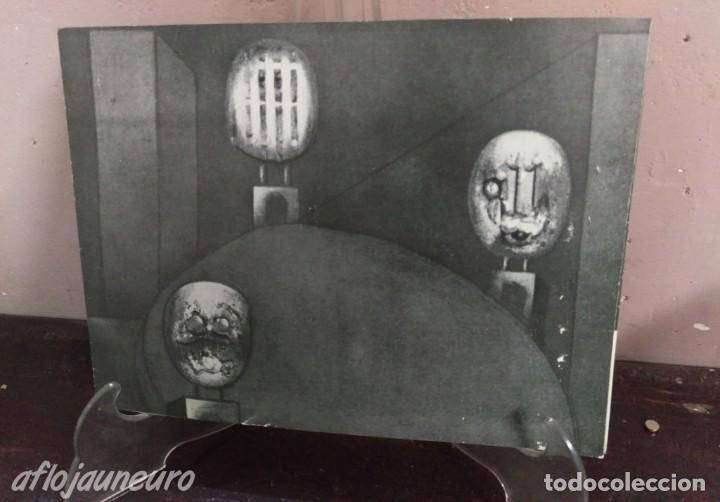 JUANA FRANCÉS / GALERÍA JUANA MORDÓ - MADRID, MAYO 1965 (Arte - Catálogos)