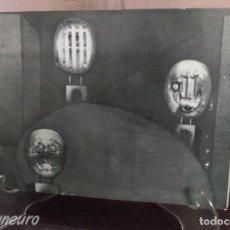 Arte: JUANA FRANCÉS / GALERÍA JUANA MORDÓ - MADRID, MAYO 1965. Lote 145328830