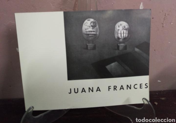 Arte: JUANA FRANCÉS / GALERÍA JUANA MORDÓ - MADRID, MAYO 1965 - Foto 2 - 145328830