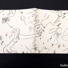 Arte: GUINOVART - JOAN PRATS - 1981 - LITOGRÁFICA. Lote 145723638