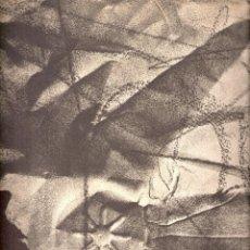 Arte: ANTONI CLAVE: PINTURES, ESCULTURES, 13 GRAVATS PER ILLUSTRAR SAINT JOHN PERSE. SALA GASPAR, 1977.. Lote 145847762