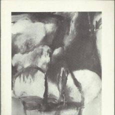 Arte: DOMINGEZ, MUSEO PROVINCIAL DE ZARAGOZA, 1984. Lote 145854290
