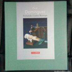 Arte: OSCAR DOMINGUEZ (LA LAGUNA 1906 - PARIS 1957) 120 PP.. Lote 146028642