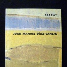 Arte: CATÁLOGO. JUAN MANUEL DÍAZ-CANEJA. LLEGAT. IVAM CENTRE JULIO GONZÁLEZ, 1997. NUEVO. Lote 146190154