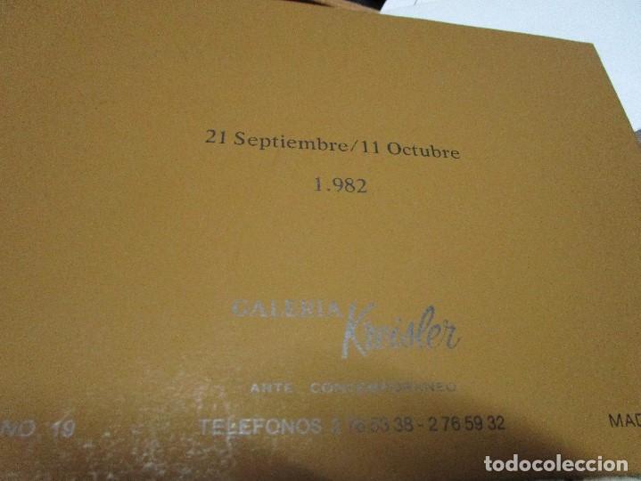 Arte: ANTONIO FERRI PINTOR VALENCIA HOMENAJE A LA MUJER CATALOGO GALERIA KREISLER MADRID - Foto 5 - 146463282