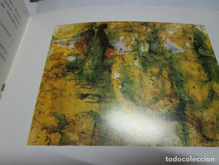 Arte: ANTONIO FERRI PINTOR VALENCIA HOMENAJE A LA MUJER CATALOGO GALERIA KREISLER MADRID - Foto 6 - 146463282