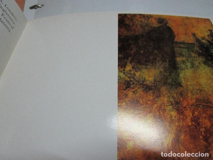 Arte: ANTONIO FERRI PINTOR VALENCIA HOMENAJE A LA MUJER CATALOGO GALERIA KREISLER MADRID - Foto 8 - 146463282