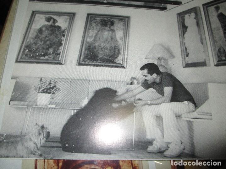 Arte: ANTONIO FERRI PINTOR VALENCIA HOMENAJE A LA MUJER CATALOGO GALERIA KREISLER MADRID - Foto 13 - 146463282