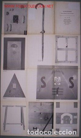 Arte: Joan Pere Viladecans. Catalogo-Poster Expo *Una conversa amb les arrels* Bcn 1980. - Foto 3 - 146757474