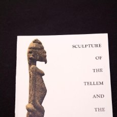 Arte: SCULPTURE OF THE TELLEM AND THE DOGON - PIERRE MATISSE NY 1960. Lote 147334274