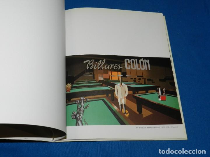 Arte: (M2.6) CATALOGO EQUIPO CRONICA LA PARTIDA DE BILLAR - SALA LUZAN 1978 , ZARAGOZA ILUSTRADO - Foto 3 - 147371614
