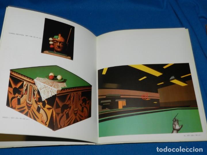 Arte: (M2.6) CATALOGO EQUIPO CRONICA LA PARTIDA DE BILLAR - SALA LUZAN 1978 , ZARAGOZA ILUSTRADO - Foto 4 - 147371614