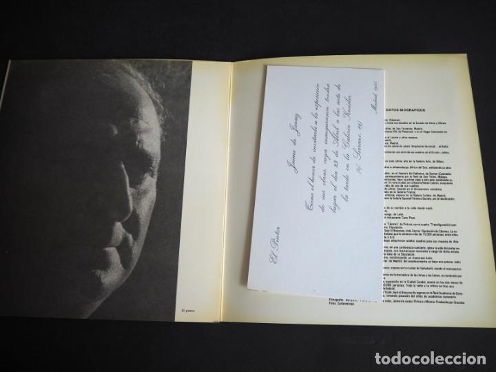 Arte: JAIME DE JARAIZ. CATALOGO GALERIA KREISLER. ABRIL-MAYO 1985. - Foto 2 - 147379478