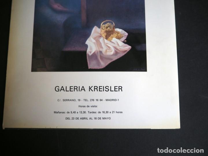 Arte: JAIME DE JARAIZ. CATALOGO GALERIA KREISLER. ABRIL-MAYO 1985. - Foto 3 - 147379478