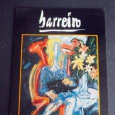 Arte: BARREIRO. CATALOGO. DURAN EXPOSICIONES DE ARTE. FEBRERO 1989.. Lote 147523690