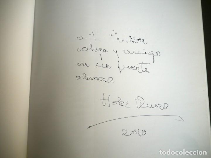 Arte: HERNANDEZ QUERO. CATALOGO. EXPOSICION ANTOLOGICA. GRANADA MARZO 2003. DEDICADO - Foto 2 - 147525802