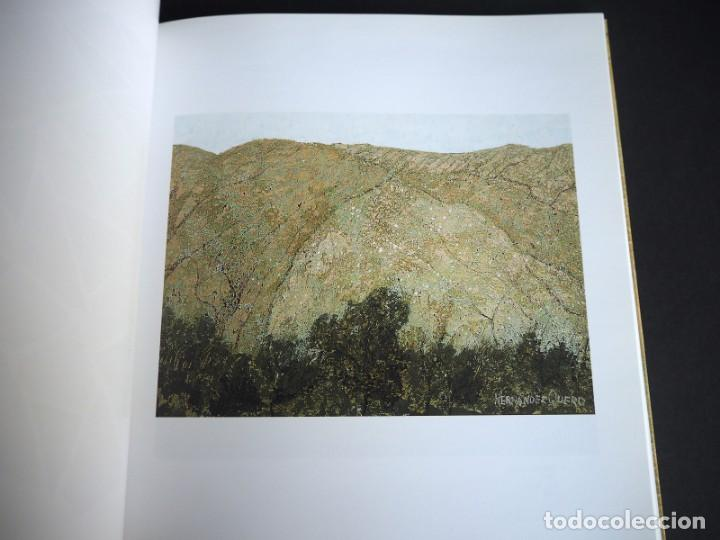Arte: HERNANDEZ QUERO. CATALOGO. EXPOSICION ANTOLOGICA. GRANADA MARZO 2003. DEDICADO - Foto 5 - 147525802