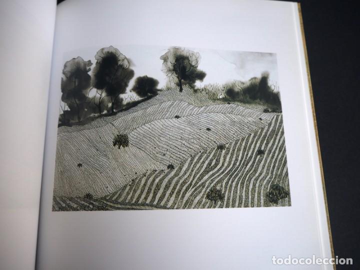 Arte: HERNANDEZ QUERO. CATALOGO. EXPOSICION ANTOLOGICA. GRANADA MARZO 2003. DEDICADO - Foto 8 - 147525802