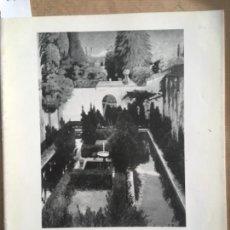 Arte: BARRAU, GIMENO, MALLOL SUAZO, MEIFREN, MIRALLES, MATILLA, MIR, MOMPOU, RUSIÑOL, SERRA, SUNYER, 1973. Lote 147713990
