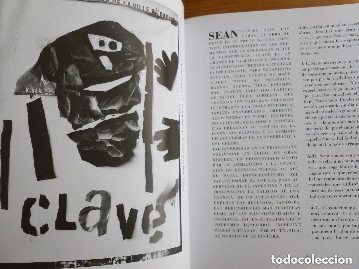 Arte: CLAVÉ. PINTURA 1980 - 1999 Antoni Clavé Editorial: Centro Cultural Conde Duque, Madrid, 1999 154pp - Foto 2 - 147757046
