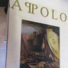 Arte: APOLO Nº 5 CATALOGO DE SUBASTAS 15 Y 16 FEBRERO 2005. Lote 147774694